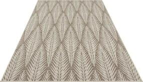 Bougari - Hanse Home koberce Kusový koberec Jaffa 103892 Taupe/Beige - 140x200 cm