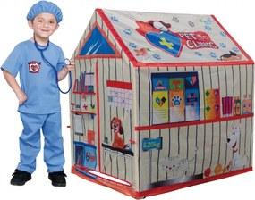 iPLAY iPLAY Dětský stan - Veterinář