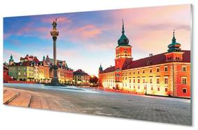 Nástenný panel Sunrise Varšava Staré Mesto 140x70cm