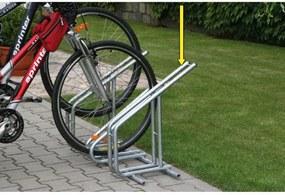 Kombinovateľný stojan na bicykle, vysoký