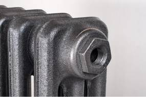 HOTHOT 20 článkov, Patina, 500x1210 mm, Liatinový radiátor HH0250