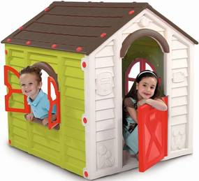 DomTextilu Detský záhradný domček na hranie 21323