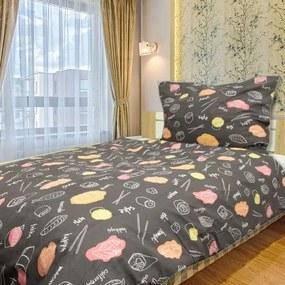 SUSHI 140 x 200 cm  bavlnené obliečky