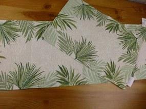 SANDER Gobelínové prestieranie 32x48 cm Palm Leaf