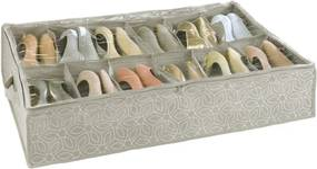 Úložný box na topánky Wenko Balance, 60 x 74 x 15 cm