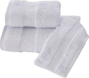Soft Cotton Luxusný malý uterák DELUXE 32x50cm z Modalu Svetlo modrá