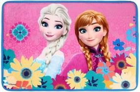 Setino · Koberček Ľadové kráľovstvo - Frozen - Anna a Elsa - 40 x 60 cm - viacfarebný motív