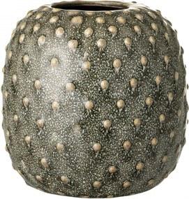 Bloomingville Keramická váza Green 14cm