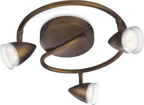 Philips Philips 53219/06/16 - LED bodové svietidlo MYLIVING MAPLE 3xLED/3W/230V P1074