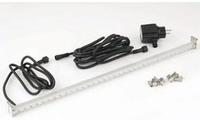 Ubbink LED pásik s 20 LED diódami, 30 cm, modrý, 1312118