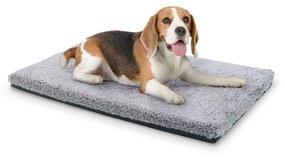 Luna, pelech pre psa, psia podložka, prateľný, ortopedický, protišmykový, priedušný, pamäťová pena, veľkosť M (80 x 5 x 55 cm)