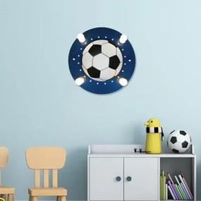 Elobra Soccer Ball Blue 127766