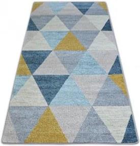 TRIGON GREY koberec 80 x 150 cm