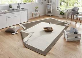Bougari - Hanse Home koberce Kusový koberec Twin-Wendeteppiche 103107 creme braun - 80x150 cm