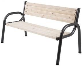 InternetovaZahrada - ROYAL parková lavica 150cm