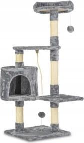 Bestent Škrabadlo/ odpočívadlo pre mačky Misty 111cm DR-266