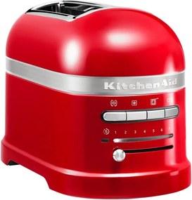KitchenAid Artisan Toaster 5KMT2204, kráľovská červená