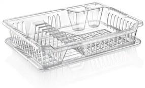 Orion domácí potřeby Odkapávač na nádobí s podnosem VIO