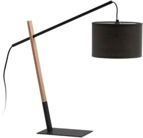RAZIA TABLE lampa, Farba Čierna