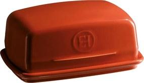 Emile Henry Dóza na maslo tehlová Brick