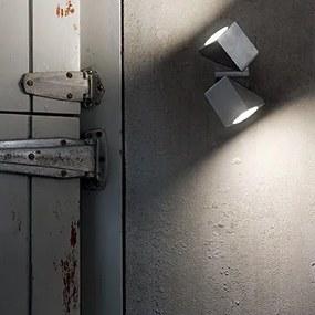 LED vonkajšie nástenná lampa Ideal Lux Zeus AP2 2x5W