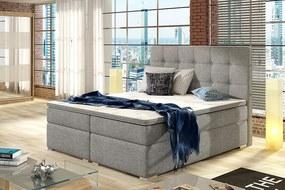 Americká posteľ boxspring Iris 180 x 200 cm 08