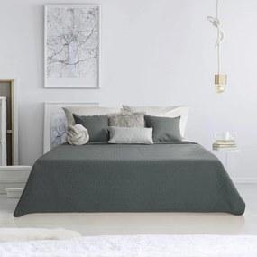 SN Prehoz na posteľ Double Farba: Grafit, Rozmer: 200x220