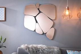 Bighome - Zrkadlo MONDE 100 cm - ružová