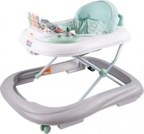 NEW Baby detské chodítko so silikónovými kolieskami ABC Brilliant Star