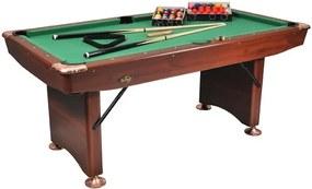 Biliardový stôl Buffalo Challenger 6ft Brown skladací