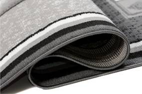 Kusový koberec PP Dylen sivý, Velikosti 120x170cm