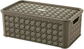 Tontarelli box s vekom 4L Arianna hnedá 8035775909