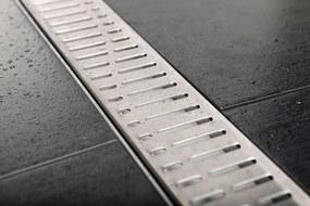 GELCO - MANUS ONDA nerezový sprchový kanálik s roštom, 950x130x55 mm (GMO15)