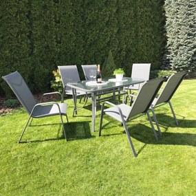 Set záhradného nábytku 7-dielny AVENBERG KORFU