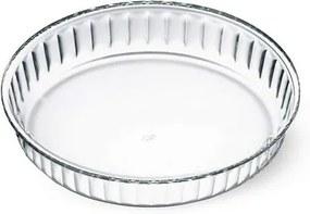 Simax Forma na koláč sklenená 28 x 4 cm,