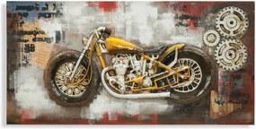 Obraz Mauro Ferretti Moto, 140 x 70 cm