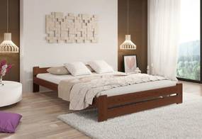 Expedo P/ Posteľ s matracom a roštom ZADARMO HERA, 120x200 cm, orech-lak