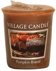 VILLAGE CANDLE Votívna sviečka Village Candle - Pumpkin Bread