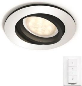 LED podhľadové bodové svietidlo Hue Milliskin