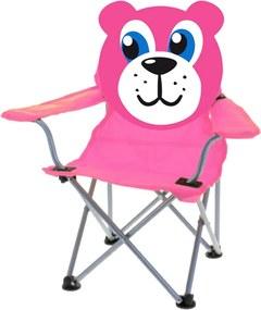 aedb426a068d Detská skladacia stolička Teddy