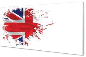 Nástenný panel Vlajka Veľkej Británie 100x50cm
