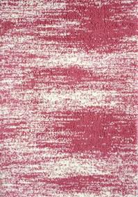 Spoltex koberce Liberec Kusový koberec Nizza červený - 80x150 cm