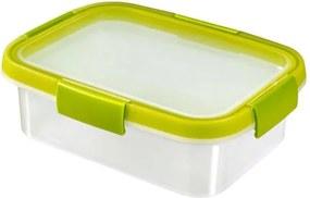 Curver Plastová dóza Smart Fresh 1,1L - zelené víko