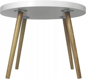 Bestent Kávový stolík BALLE 48cm