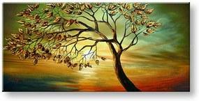 Ručne maľovaný obraz STROM BI0102E1