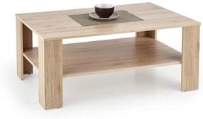 NABBI Calleno konferenčný stolík dub san remo