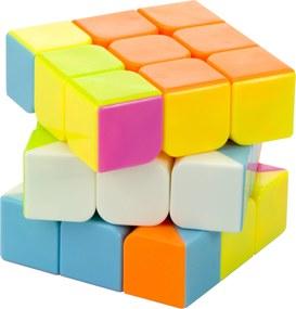 KIK Rubikova kocka NEON 5,65 x 5,65 cm, KX7602
