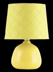 Rabalux 4383 ELLIE stolové svietidlo 1xE14 žlté