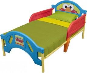 Delta Detská posteľ Elmo