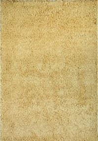 Kusový koberec Efor Shaggy 2226 Beige - 60x115 cm
